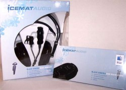 Icemat Siberia Multi Headset Packaging